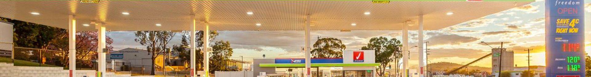 Freedom Fuels Choose SwiftPOS – Fuel POS